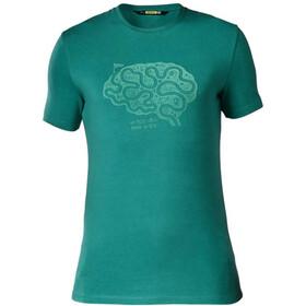 Mavic Cyclist Brain Kortærmet cykeltrøje Herrer grøn